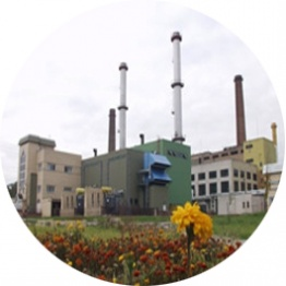 ORSHAN COMBINED HEAT AND POWER STATION (CHP), ORSHA, BELARUS
